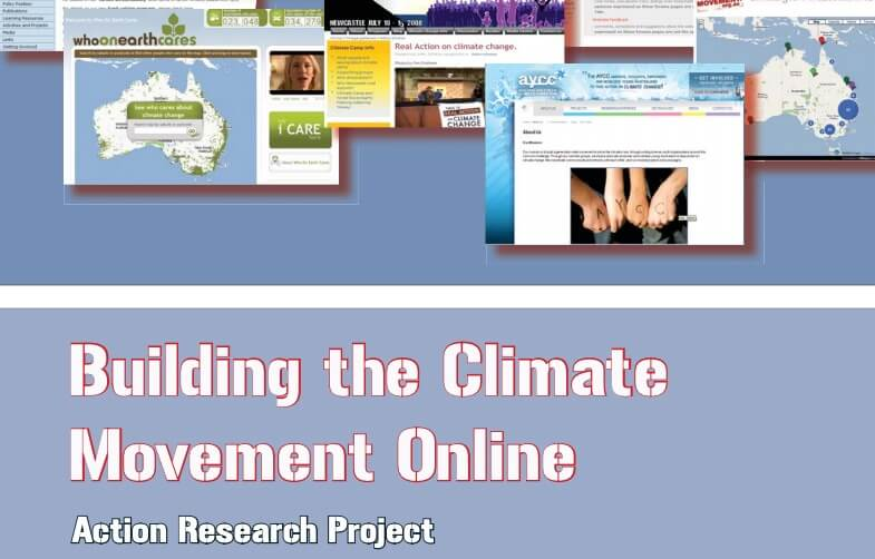 Building the Climate Movement Online