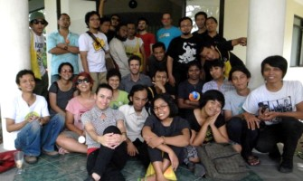 EngageMedia and partners the Indonesian Visual Art Archive hosted an
