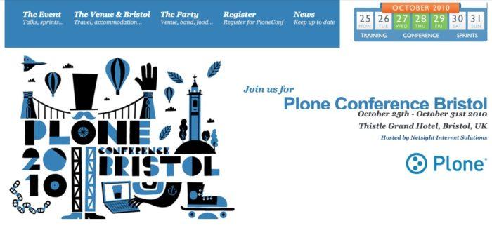 Plone Bristol Banner