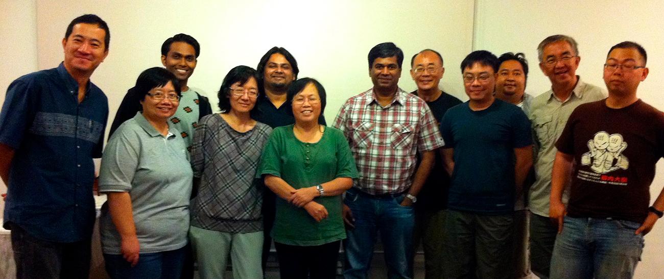 EngageMedia in Singapore