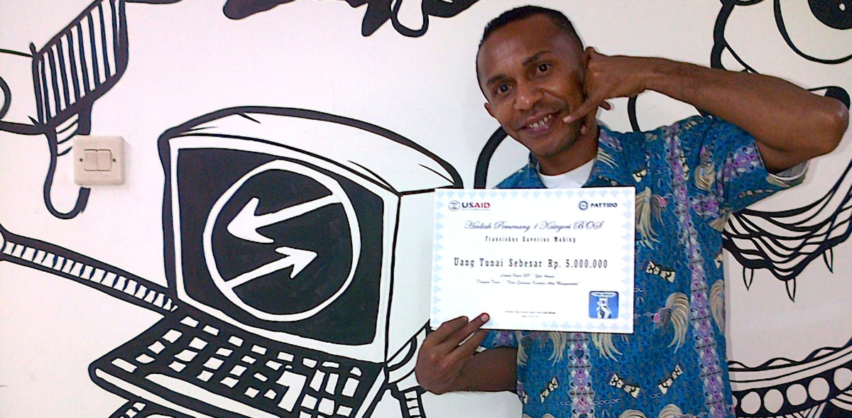 Two 'Papuan Voices' Videomakers Win Awards