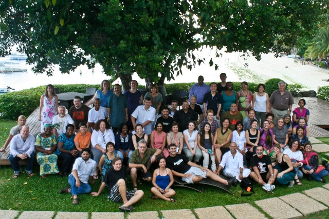 The APC council and staff met in Panglao Island in the Philippines March 20-21 2011 with local member, Foundation for Media Alternatives as our host.. Image via Flickr by Karen Higgs. CC BY-NC-SA 2.0