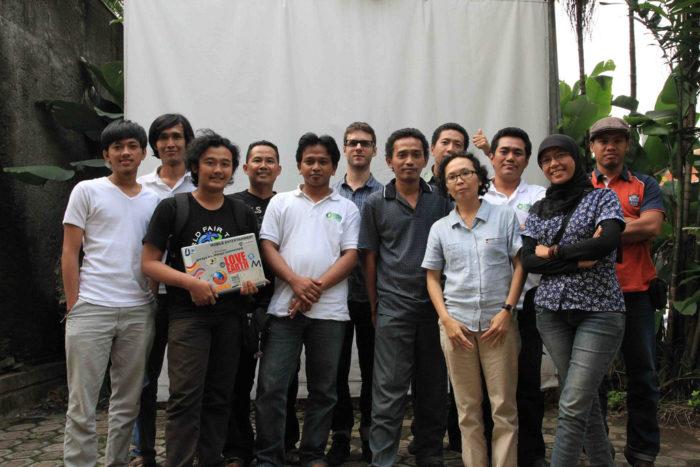 Last day at Bogor ToT
