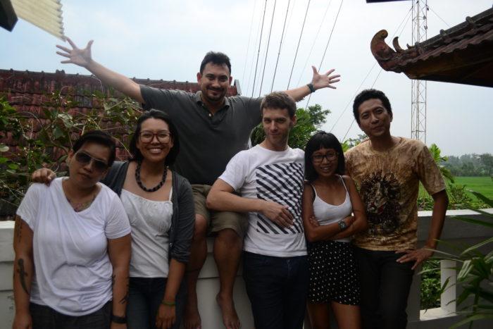 EM Team @ V4C Retreat
