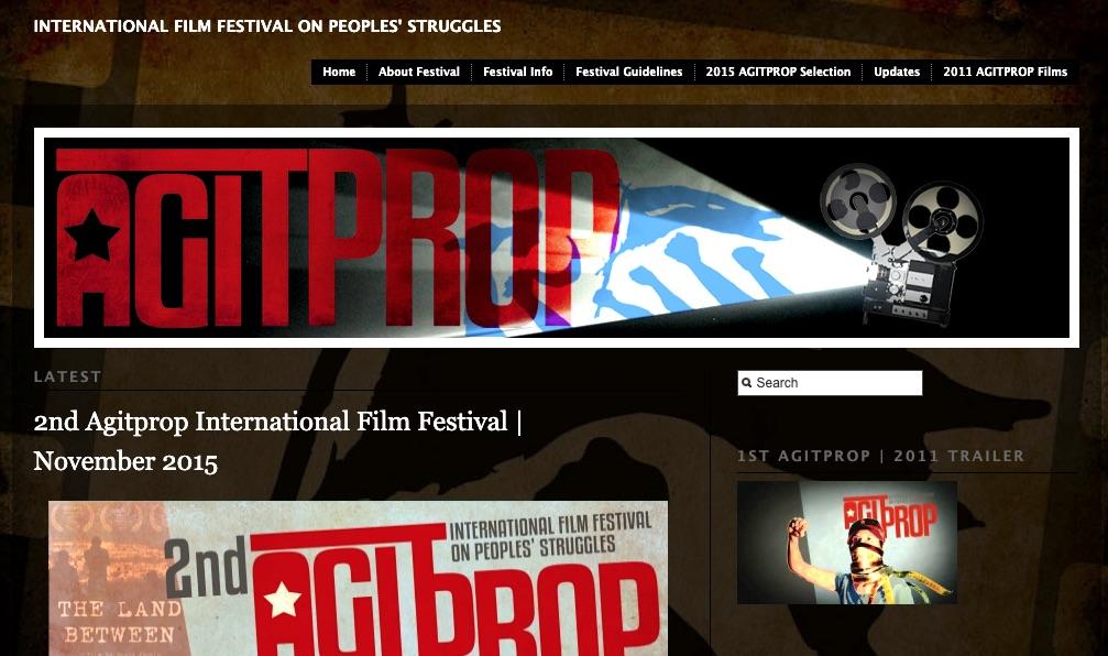 AgitProp festival