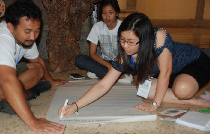 EM Hybrid Distribution Workshop at Global Social Change Film Festival
