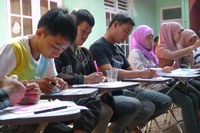 Indramayu Migrant Workers Video Production and Distribution Training