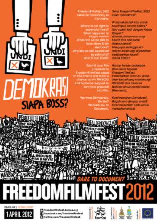 FreedomFIlmFest 2012