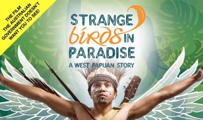 Strange Birds in paradise