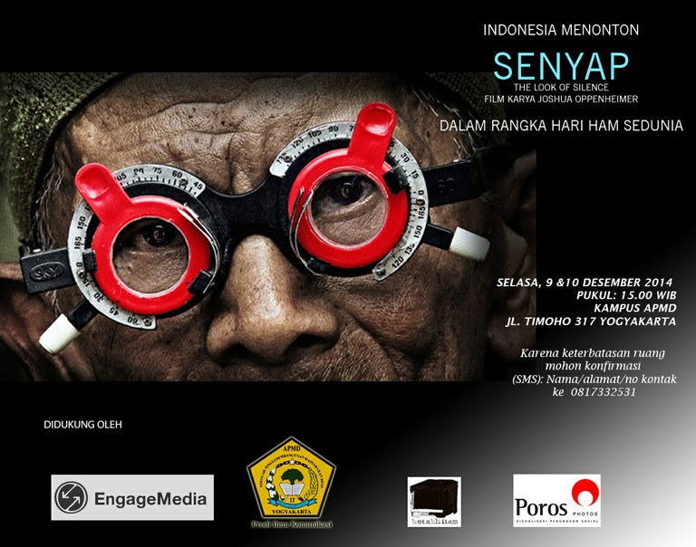 Silence Yogyakarta Screening