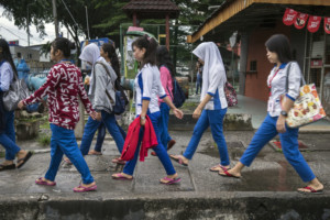 The roads travelled for work - Women Migrant Workers in Singapore and Malaysia