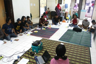 Video Production and Distribution Training for Indonesian Migrant Workers in Malaysia