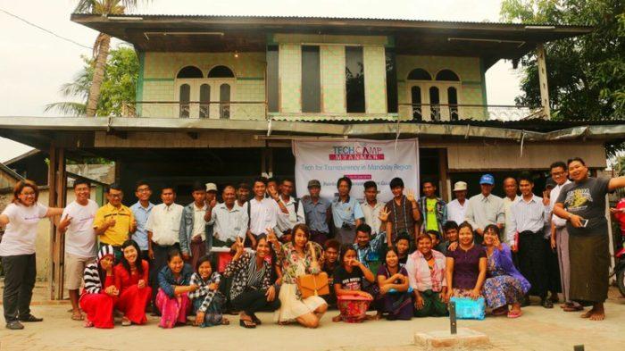 Myanmar Tech Camps