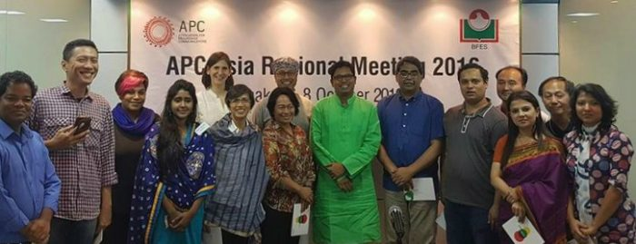 APC Asia Meets to Strengthen Collaboration for 2017 and Beyond