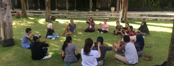 The Linking And Learning Bali Event