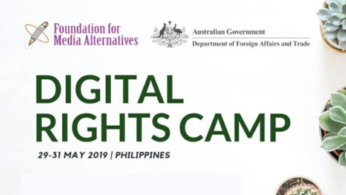 Digital Rights Camp by FMA