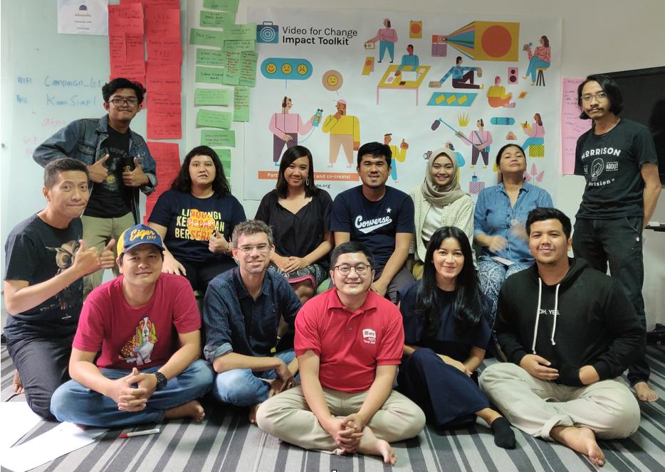 Lab Kreasi Bersama di Jakarta