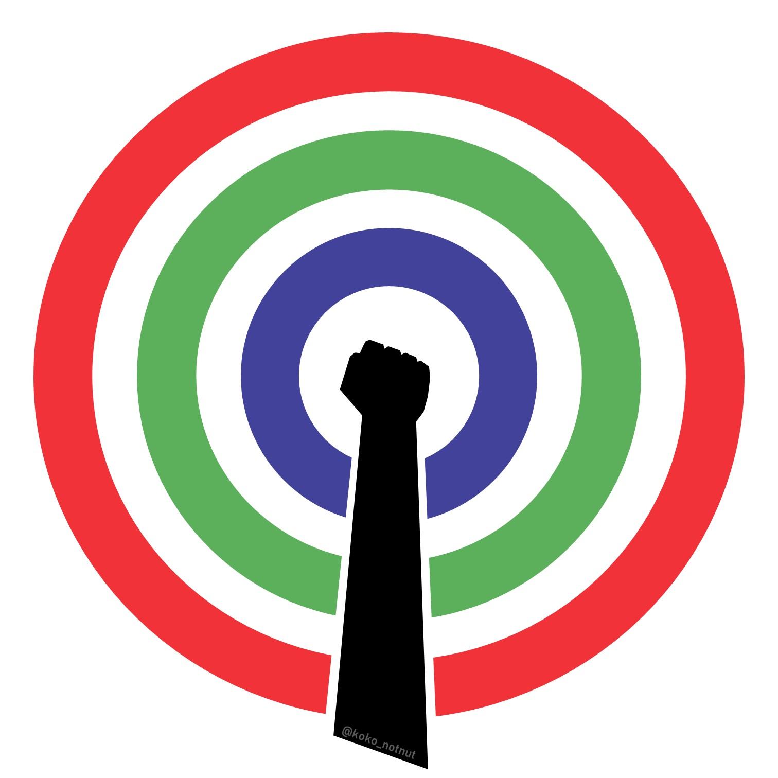 ABS-CBN Shutdown Logo Protest