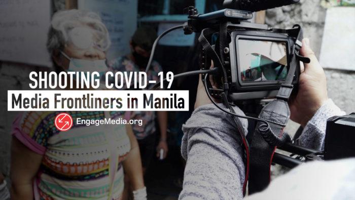 COVID-19 Manila Media Frontliner Video for Change