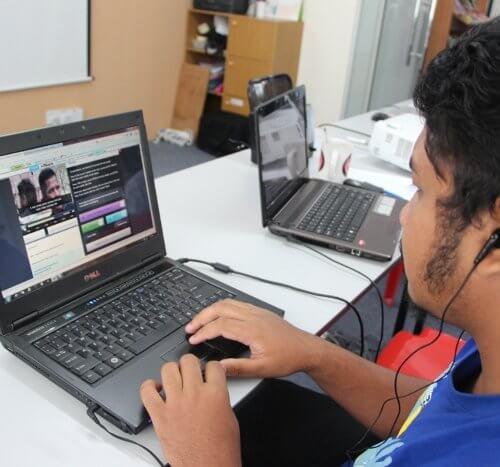 Lingua Workshop, Kuala Lumpur