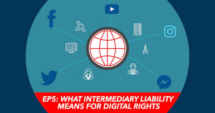 Pretty Good Podcast Digital Rights Internet Intermediary Liability