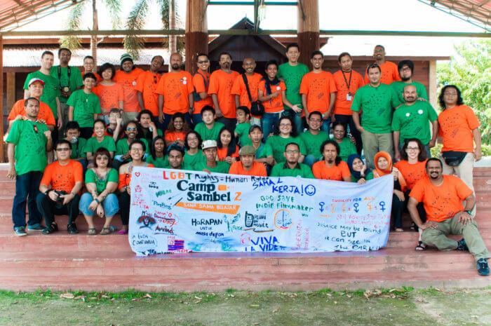Camp Sambel 2 participants. Photo by: kstanphoto