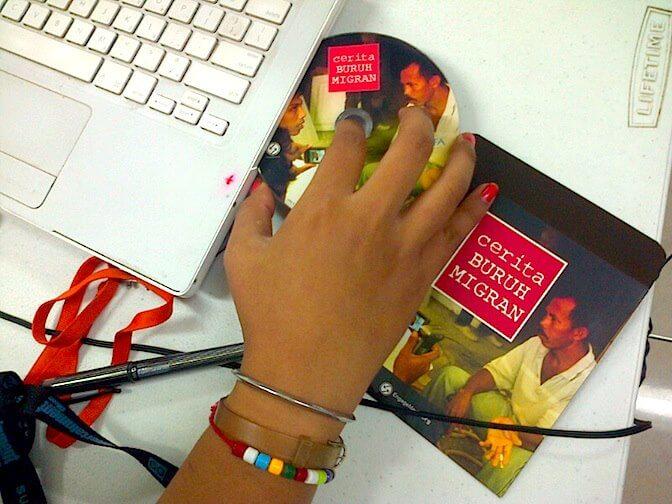 Cerita Buruh Migran DVD