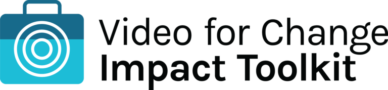 Video for Change Impact Toolkit