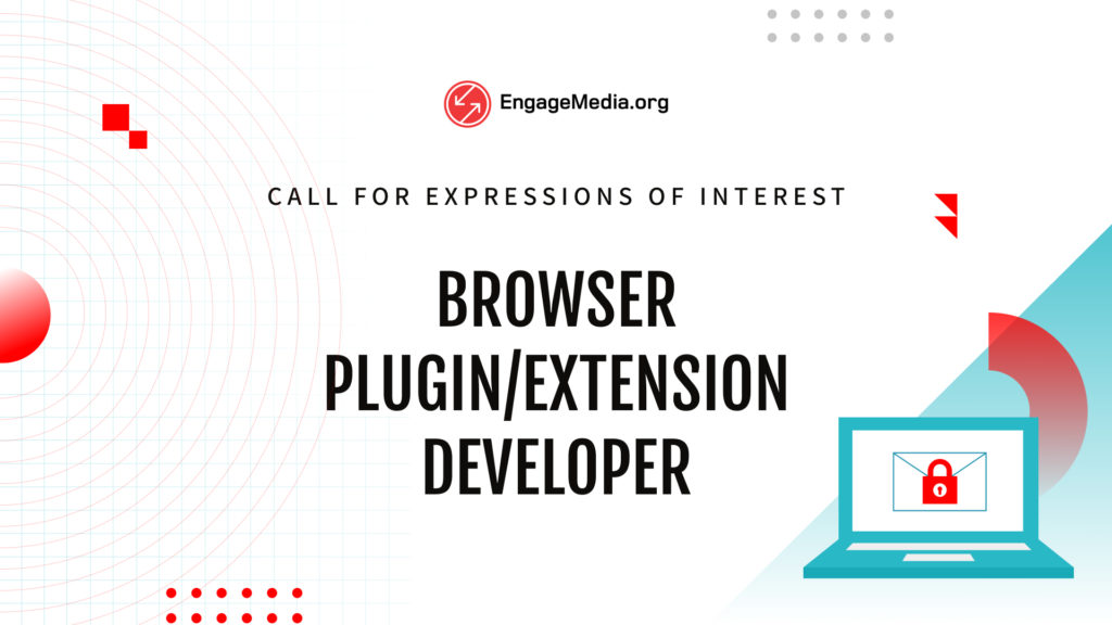 Browser Plugin/Extension Developer