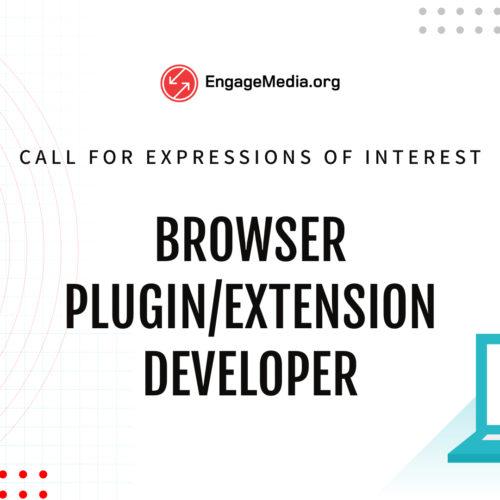 Browser Plugin/Extension Developer