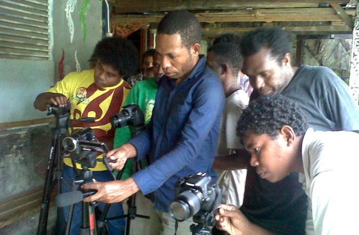 Papuan Voices Workshop