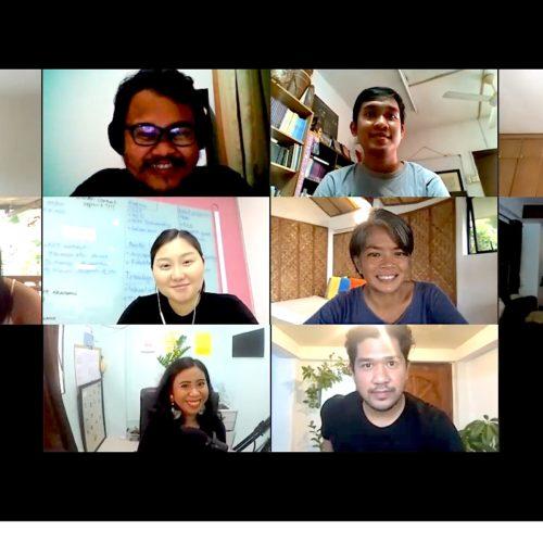Participants of Impact Lab round 2